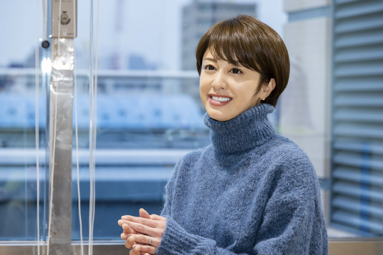 ピラティス講師資格取得の経緯をお話しする河辺千恵子さん